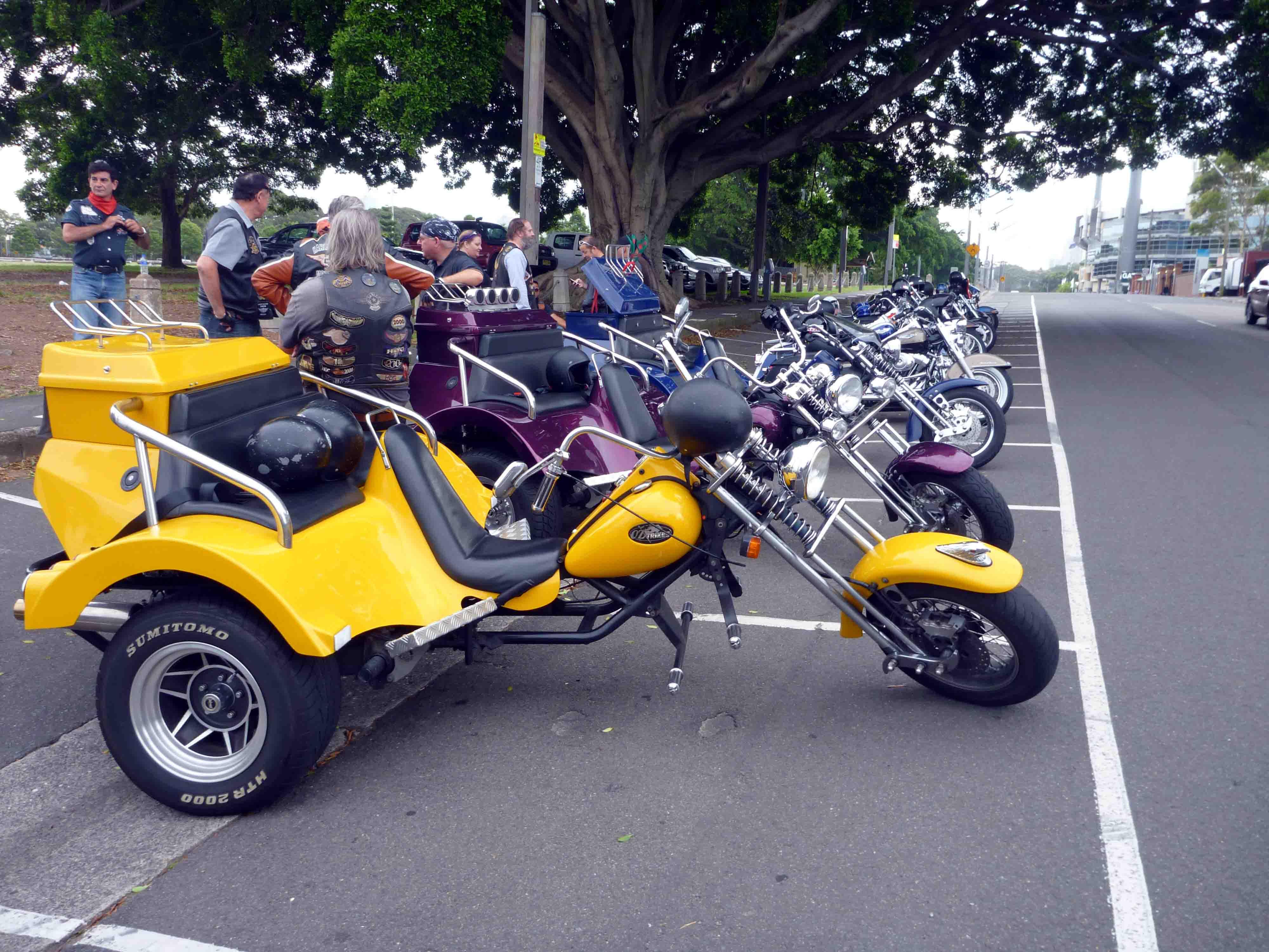 Harley Davidson Tours NSW