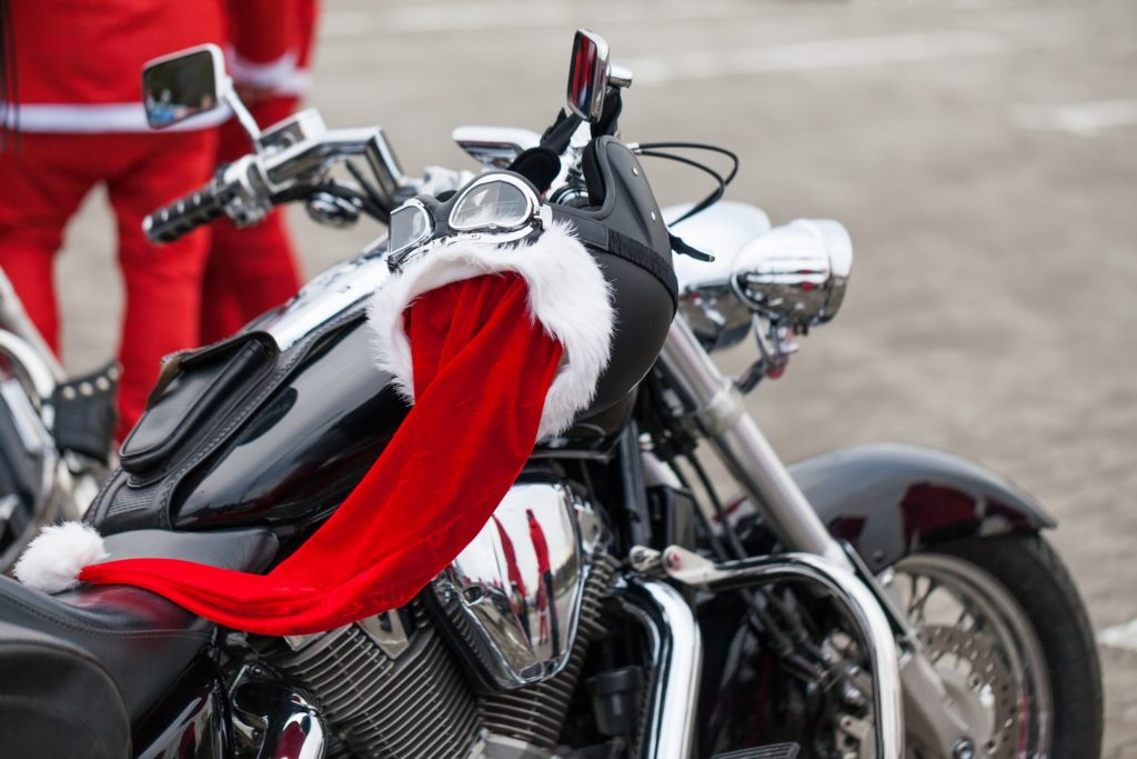 Harley Motorcycle Corporate Christmas Party Hire